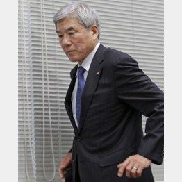 大仁会長の辞任は避けられないだろう/(C)日刊ゲンダイ