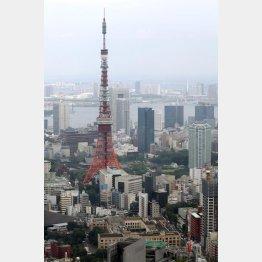 東京は危険だらけ/(C)日刊ゲンダイ