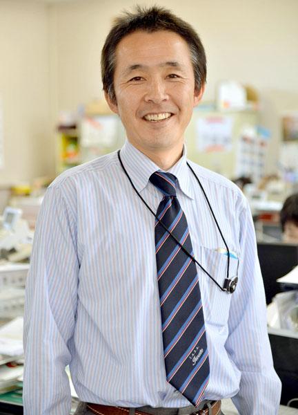スポーツ担当の主任主査/(C)日刊ゲンダイ