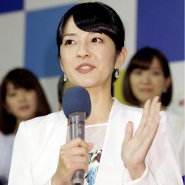 NHK新「夜の顔」鈴木奈穂子アナは政官界から人気のジジ殺し