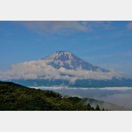 富士山を望みながらスローライフ/(C)日刊ゲンダイ