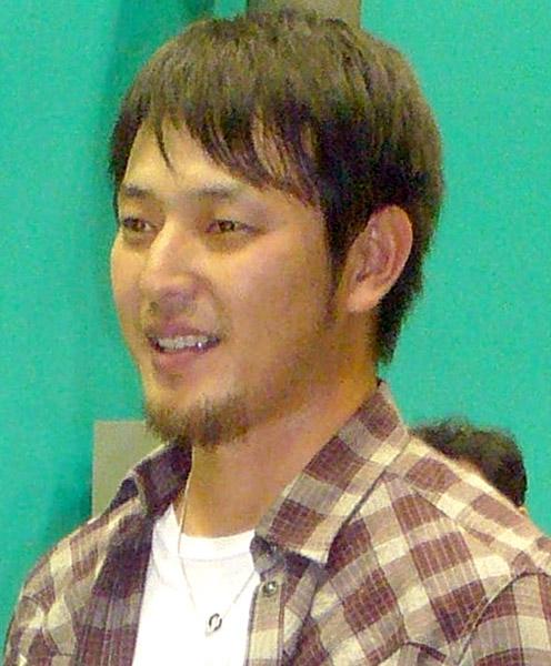 オフは体幹を鍛えたという岩隈/(C)日刊ゲンダイ