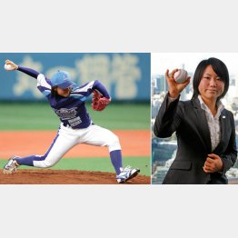 神戸9クルーズでプロ野球選手に/(C)日刊ゲンダイ