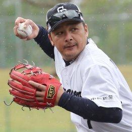 昨季は一塁でゴールデングラブ賞を獲得/(C)日刊ゲンダイ