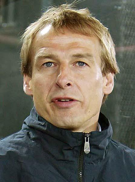 06年W杯3位(ドイツ代表)、10年W杯16強(米国代表)のクリンスマンは現在フリー/(C)日刊ゲンダイ