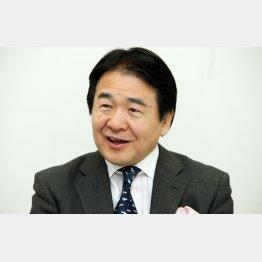 我田引水 (C)日刊ゲンダイ