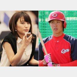 枡田アナは3月でTBSを退社し広島へ(C)日刊ゲンダイ