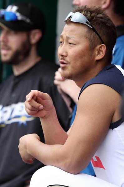 中田翔は今季で8年目に突入した (C)日刊ゲンダイ