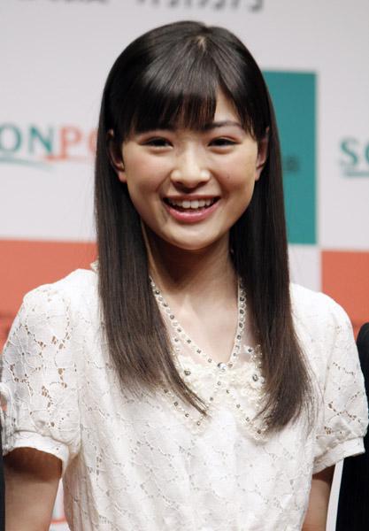 まだふっくらしていた頃の優希美青 (C)日刊ゲンダイ