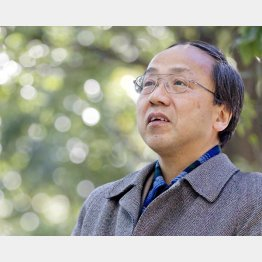現在、明大法科大学院教授の瀬木比呂志氏(C)日刊ゲンダイ