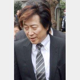 離婚裁判に突入した高橋ジョージ(C)日刊ゲンダイ