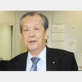 自民党の岸宏一参院予算委員長(C)日刊ゲンダイ