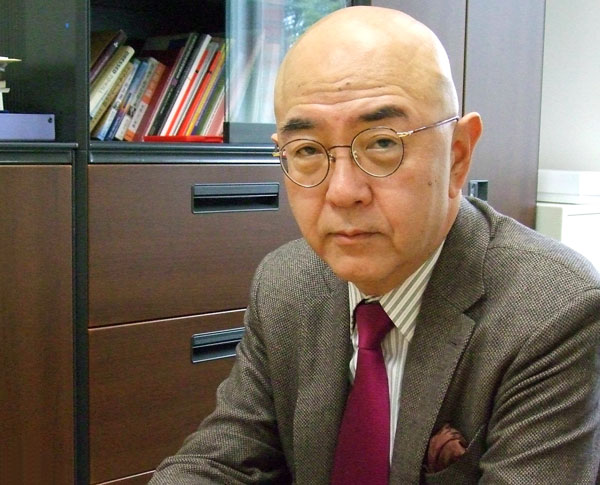 同志社大学大学院で教授を務める内藤正典氏(C)日刊ゲンダイ