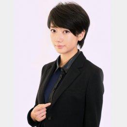 夏目雅子とそっくり?(C)日刊ゲンダイ