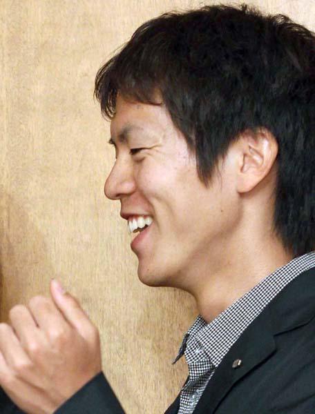 鈴木雄介は陸連強化指定選手最高の「ゴールドアスリート」(C)日刊ゲンダイ