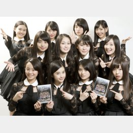 国民的美少女ユニット「X21」