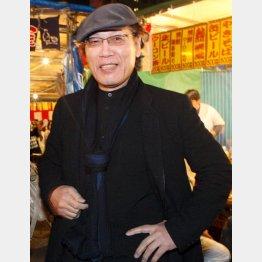 「酒つま」最終回に出演する吉田類氏(C)日刊ゲンダイ