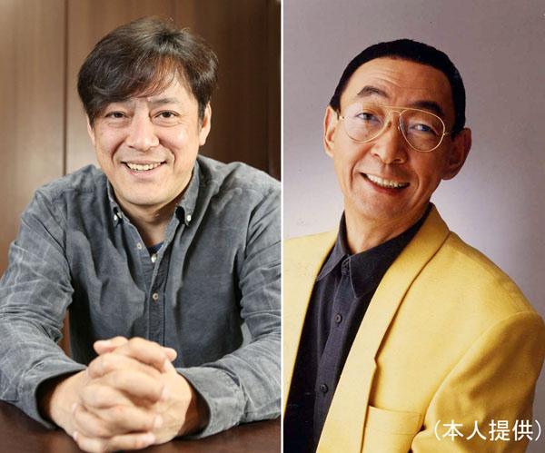 デビット伊東(左)と星セント(C)日刊ゲンダイ