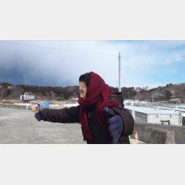 映画「大津波 3・11未来への記憶」(C)2015NHKメディアテクノロジー