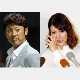 斉藤和巳とスザンヌ