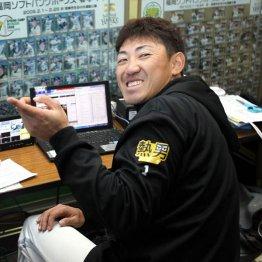 すっかりチームの顔になった内川(C)日刊ゲンダイ