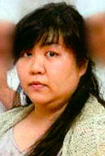 死刑判決を受け上告中の木嶋佳苗被告(提供写真)