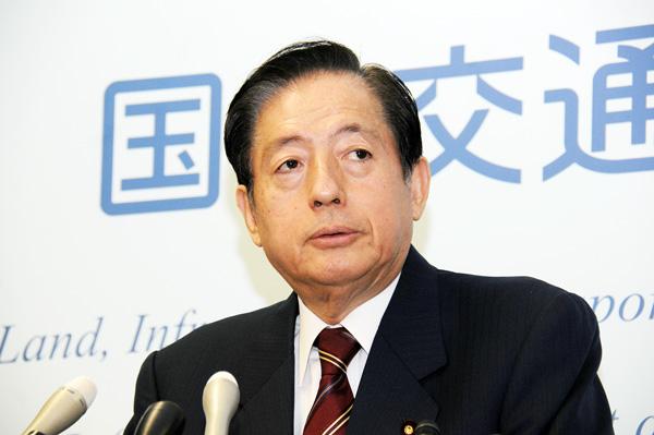 太田大臣は強気だが…(C)日刊ゲンダイ