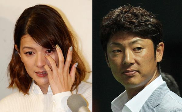 スザンヌ&斉藤和巳の離婚もこれが原因(C)日刊ゲンダイ