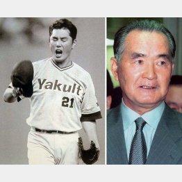 3年連続2ケタ勝利でFA宣言した吉井と狙った選手はことごとくモノにした長嶋監督(C)日刊ゲンダイ