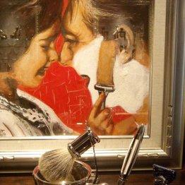 「ひげ用カミソリ」は妻が購入 決め手はおしゃれな見た目