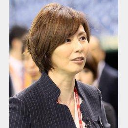 母・加代子さんは陣内貴美子と何度も対戦(C)日刊ゲンダイ