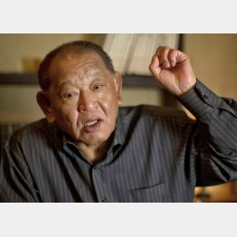 臨時コーチとして40年ぶりに阪神に復帰した