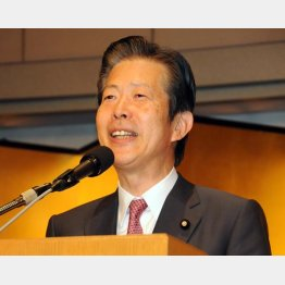 大阪で大苦戦の公明党・山口代表
