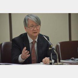 訴訟に踏み切った小島敏郎教授(C)日刊ゲンダイ