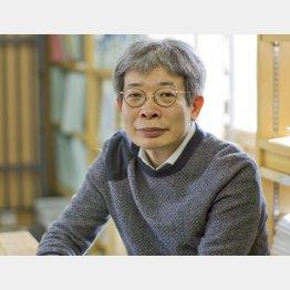 民主党鳩山政権ではスピーチライターを務めた(C)日刊ゲンダイ