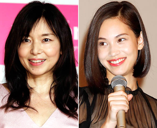 山口智子(左)と水原希子はどちらもウザイ女役(C)日刊ゲンダイ