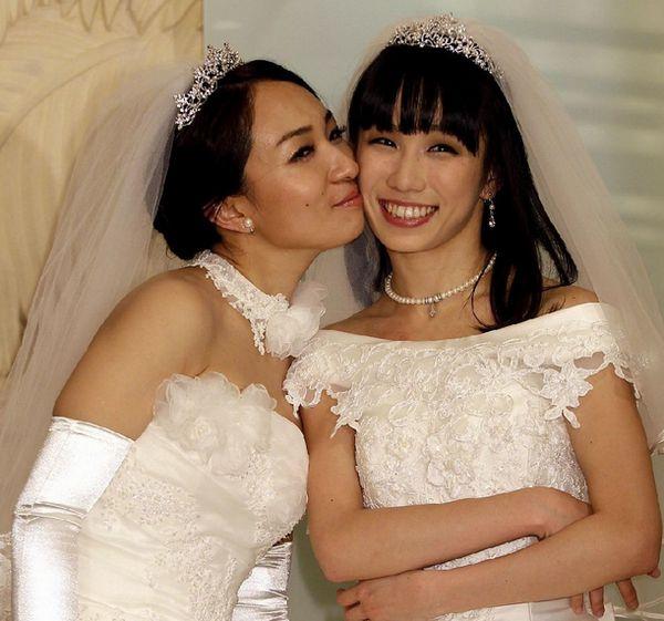 同性愛者 結婚 女性