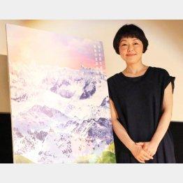 5月で五十路を迎える小林聡美(C)日刊ゲンダイ