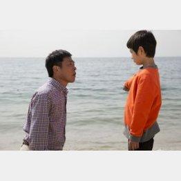演技派俳優の光石研がアラフィフ男性を好演(キヤノンマーケティングジャパン提供)
