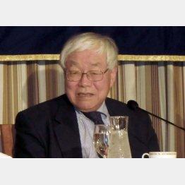 浜田宏一・エール大名誉教授