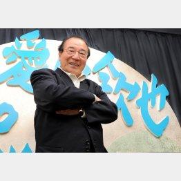 故愛川欽也さんは在宅で治療を受けながら仕事を優先(C)日刊ゲンダイ