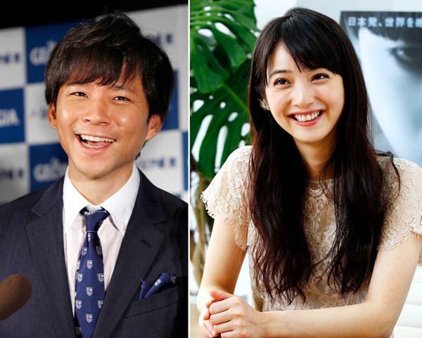 ニ宮和也とは正反対の渡部(左)/(C)日刊ゲンダイ