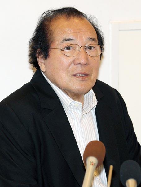 4月15日に亡くなった愛川欽也さん(C)日刊ゲンダイ