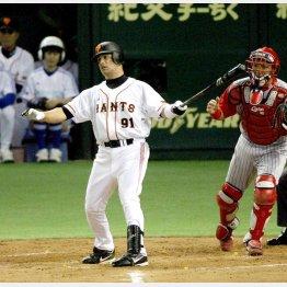 06年6月に来日のアリアスは打率.167と散々(C)日刊ゲンダイ