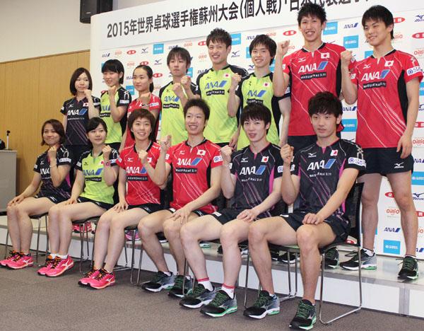 混合ダブルスでのメダルは2大会ぶり(C)日刊ゲンダイ