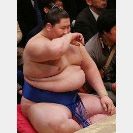 「痩せる」と言いつつ膨張が止まらない…(C)日刊ゲンダイ