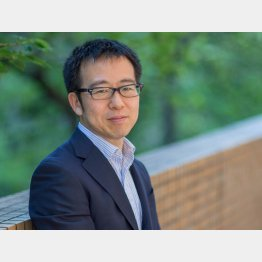 大蔵省を経て、現在は慶大ビジネススクール准教授(C)日刊ゲンダイ