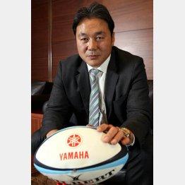 ヤマハ監督に就任4年で全日本を制覇
