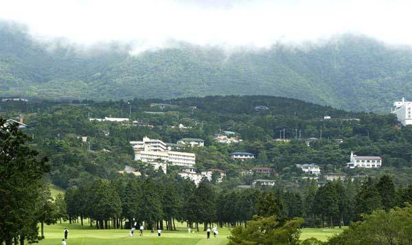 箱根山を震源とする有感地震も観測(C)日刊ゲンダイ