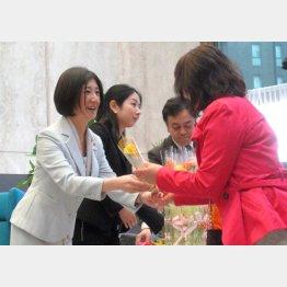 久美子社長はツイッターで謝罪(C)日刊ゲンダイ